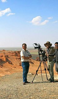Filming & Media Logistics in Mongolia