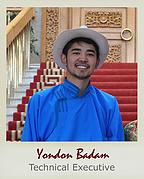 Technical Executive of Mongolia Trip