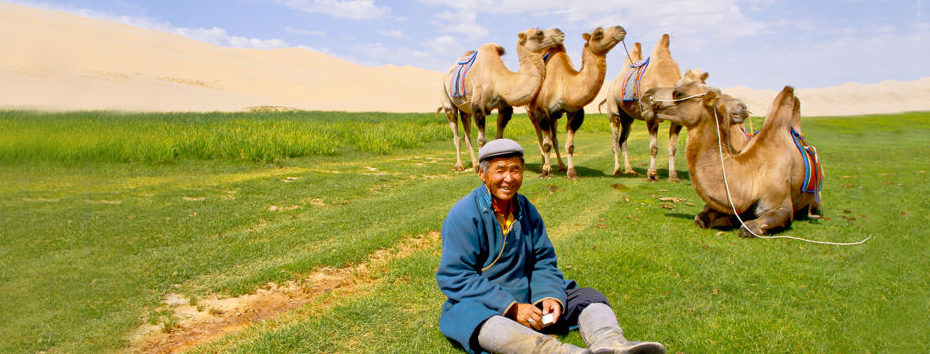 Mongolia-Travel