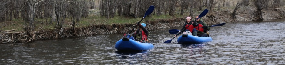Goyo-Travel-Mongolia-Kayaking-in-Terelj-National-Park-Canoeing