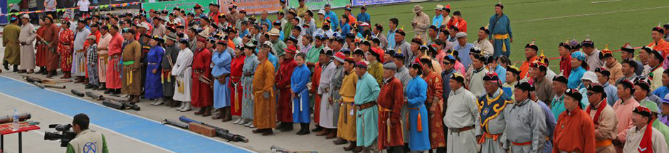 Colours of Naadam
