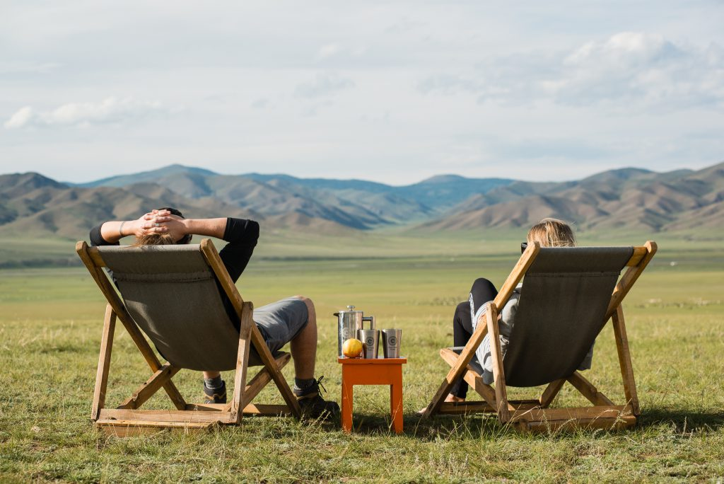 <strong>PRIVATE TOURS</strong> A library of our signature Mongolia trips to suit your own dates and party size.
