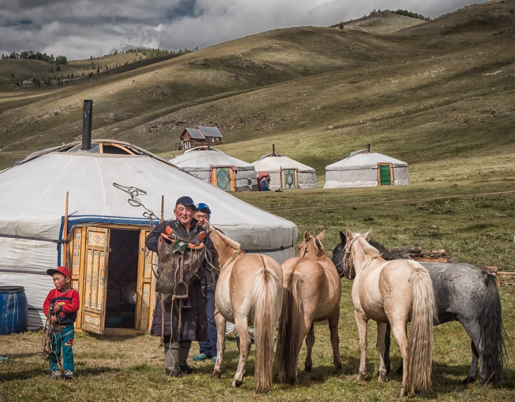 <strong>GROUP TOURS</strong> Our set departure small group Mongolia tours for like-minded travellers.